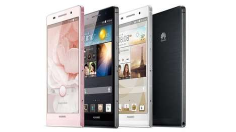 Record-Breaking Chinese Smartphones