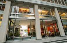 Rapidly Changing Furniture Stores - Knoll Will Change its Seasonal Products to Fit Annual Themes
