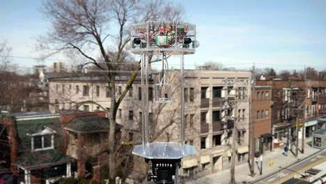 City-Capturing Jukeboxes
