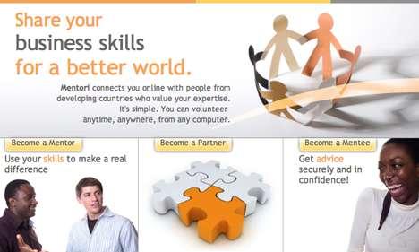 Online Business Skill-Sharing