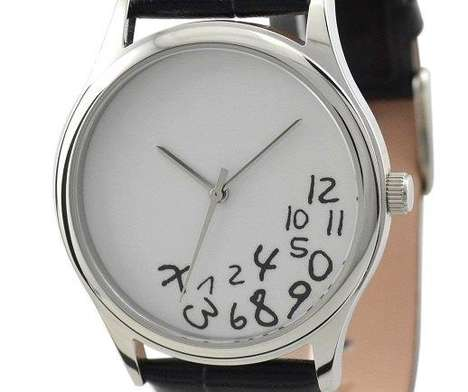 Abstractly Numbered Timepieces