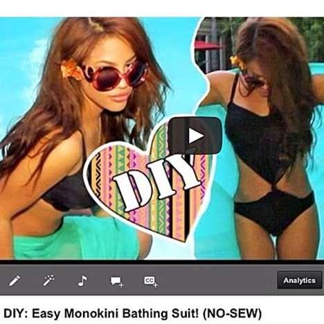 DIY Mesmerizing Monokinis