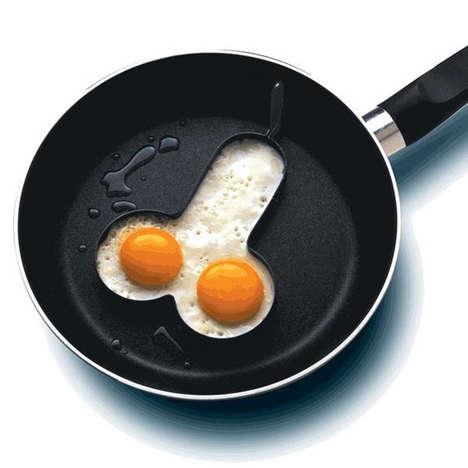 Suggestive Egg Molds