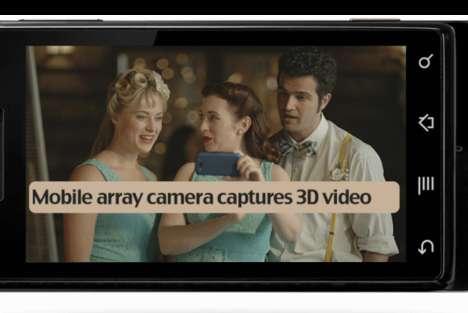 3D Smartphone Cameras