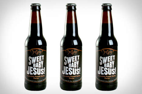 Sacrilegiously Sweet Beer Brandings