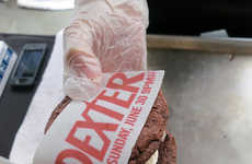 Killer-Inspired Frozen Treats - The Coolhaus 'Killer Combo' Ice Cream Sandwich is Dexter Themed