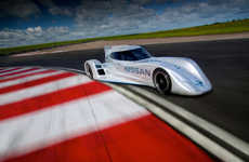 Speedy Electric Powered Racers - Nissan's ZEOC RC is the World's Fastest Electric Race Car