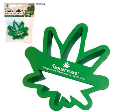 Cannabis Cookie Cutters
