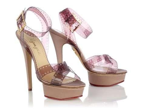 Film Strip Footwear