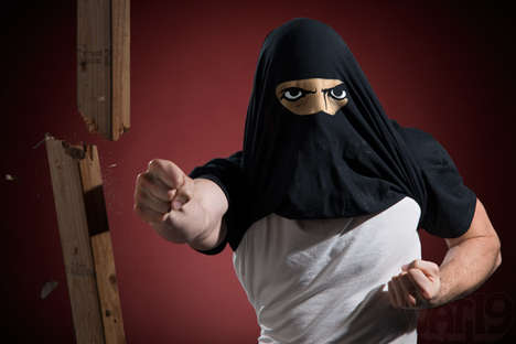 Secret Samurai Disguises