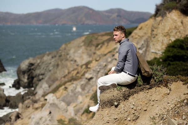 14 Striking Hillside Fashion Shoots