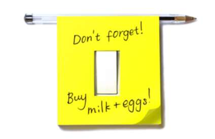 76 Unique Sticky Note Reminders