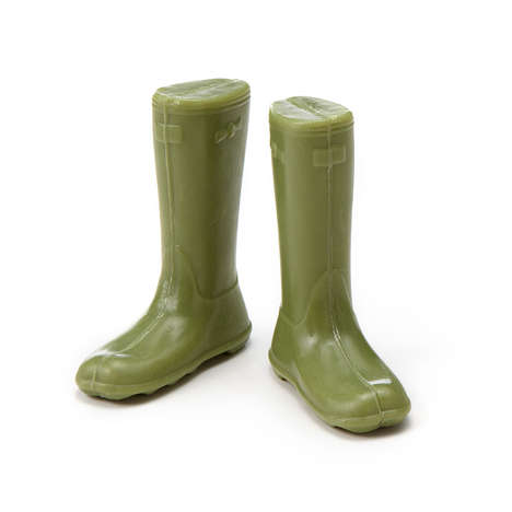 Rubber Boot-Shaped Suds