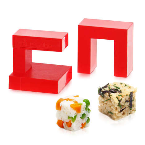 Cubic Food Shapers