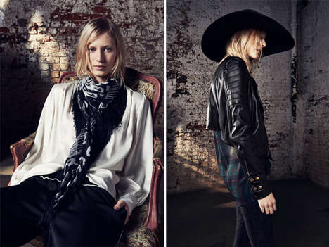 Rocker Chic Lookbooks