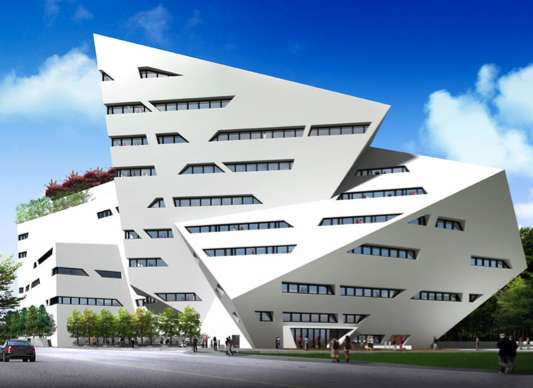 56 Examples of Sharply Angled Architecture