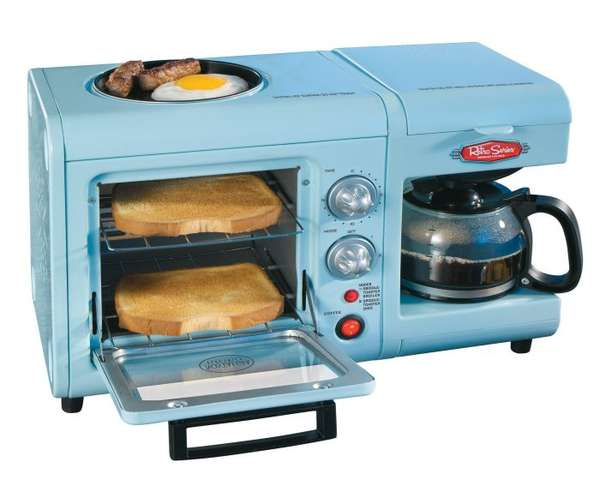 77 Breakfast Toasting Machines