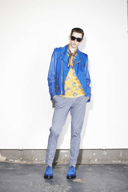 Sophisticated Flamboyant Menswear