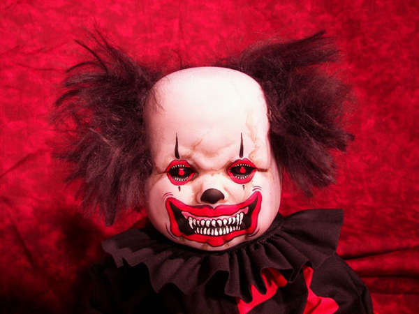60 Creepy Children's Toys