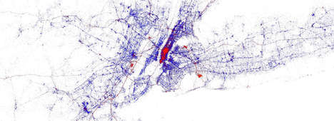 Social Media Data Graphics