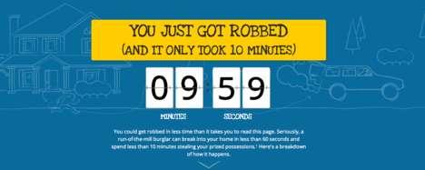 Shocking Burglary Breakdowns