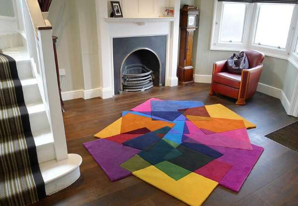 71 Bright Eclectic Carpets