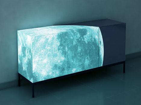 28 Illuminated Furniture Designs