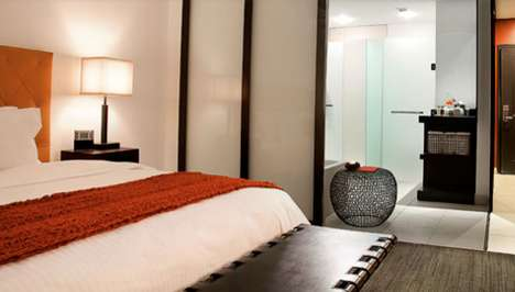 Short Stay Luxury Accomodations - The High-End Rooms of Dayuse Hotels are Rented by the Hour