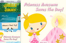 News-Focused Storybook Apps - This Bedtime Storybook App Presents Daily News Stories to Kids