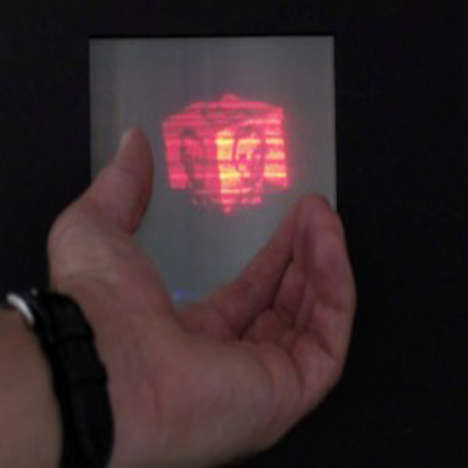 Accessible Holographic Displays - MIT Researchers Develop Holographic Technology for Consumers