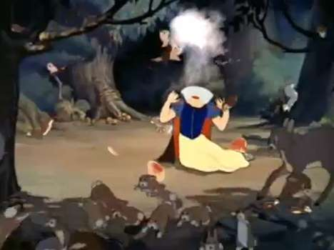 Combustible Princess Videos - The Exploding Disney Princesses Video Will Definitely Ensue Laughter