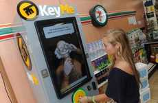 Key-Replicating Kiosks
