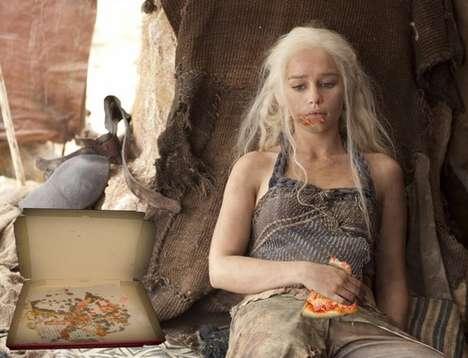 Pizza-Focused Fantasy Blogs
