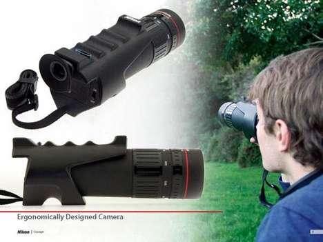 Hybrid Camera Concepts