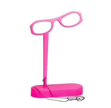 Fountain Pen-Like Spectacles