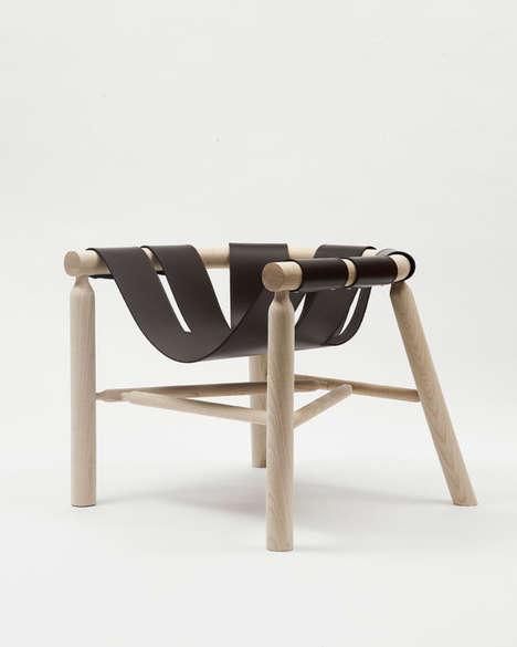 Subtle Swing-Like Seating