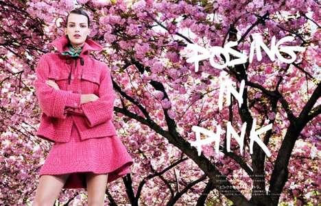 Cherry Blossom Fashion