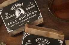 Boozy Bathroom Soaps - This Bourbon-Scented Bathroom Soap is for the Masculine Man