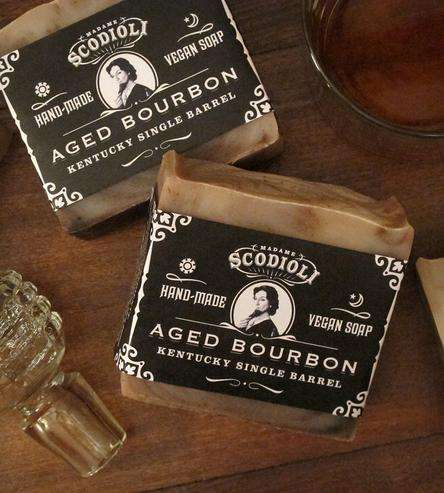 Boozy Bathroom Soaps
