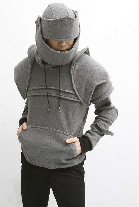 Medieval Hoodie Designs - These Medieval Knight Hoodies Will Provide You with Added Protection