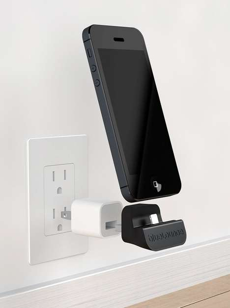 Wall-Docking Device Chargers