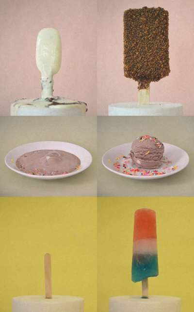 Un-Melting Ice Cream Videos