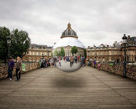 Surreal Sphere Captures