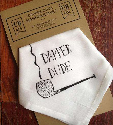 Humorous Debonair Handkerchiefs