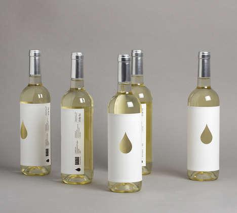 Wordless Wine Packaging