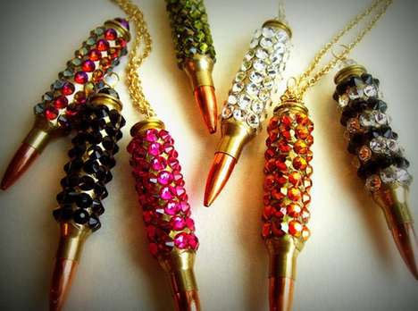 Girly Bullet Bling