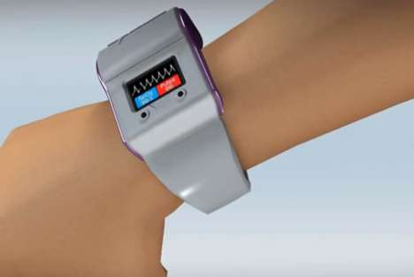 Heart Attack-Detecting Watches