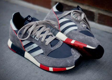 Marathon Memorial Sneakers