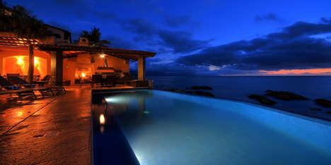 Cottage-Like Tropical Villas