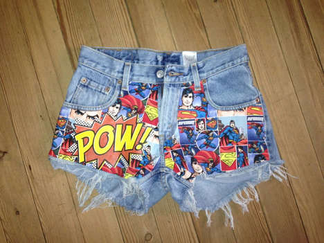 Sensational Superhero Shorts